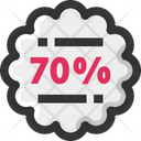 Clearance Sale Discount Icon