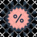 Sale Discount Tag Icon