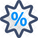 Sale Offer Discount Icon