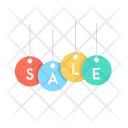 Sale Label Sign Icon