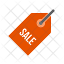 Sale Tag Label Icon