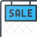 Sale Sign House Icon