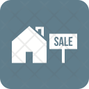 Sale Home House Icon