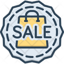 Sale Discount Tag Icon