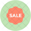 Sale Label Offer Icon