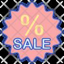 Sale Sale Badge Sale Label Icon