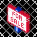 Estate Real Sale Icon