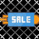 Flash Sale Discount Sale Icon