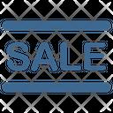 Black Friday Sale Commerce Icon