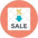 Sale Bag Package Icon