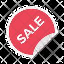 Sale Tag Sticker Icon