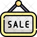 Sale Discount Commerce And Shopping Icon