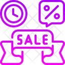 Sale Sale Tag Commerce And Shopping Icon