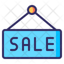 Sale Advertising Marketing Icon