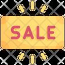 Business Marketing Sale Icon