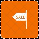 Badge Sale Board Icon