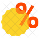 Sale Label Tag Icon