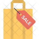 Sale Shopping Tag Icon