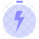 Sale Lightning Thunder Icon