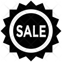 Sale Symbol Tag Icon