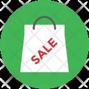 Sale Shopper Paper Icon
