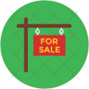 Sale For Hanging Icon
