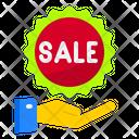 Sale Tag Discount Icon