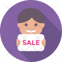 Sale Shopping Offer Icon