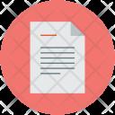 Sale Invitation Letter Icon