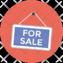 Sale Notice Board Icon