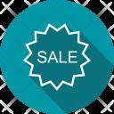 Sale Sticker Badge Icon