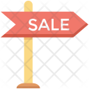 Sale Offer Free Icon