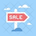 Sale Board Notice Icon