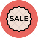 Sale Tag Offer Icon