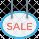 Sale Banner Label Icon