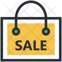 Sale Advertisement Notice Icon