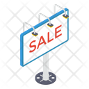 Sale Advertisement Ad Board Billboard Icon