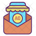 Sale Advertising Email Icon