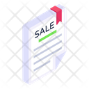 Sale Agreement Icon