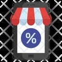 Sale App Discount Shop Sale Offer Icon