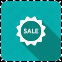 Sale Badge Tag Label Icon