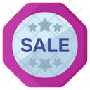 Sale Badge Icon