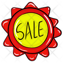 Sale Badge Sale Sign Sale Tag Icon
