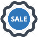 Sale Badge Ability Brainstorming Icon
