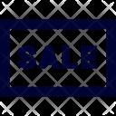 Sale Badge Label Icon