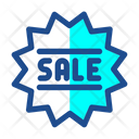 Splash Black Friday Commerce Icon
