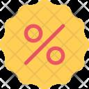 Sale Badge Commerce Icon