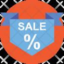 Sale Banner Icon