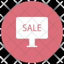 Sale Board Icon