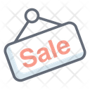 Sale Label Sale Board Sale Tag Icon